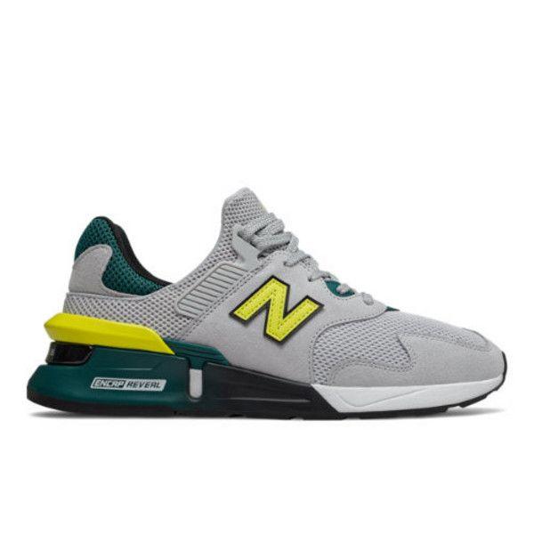 new balance 997 grigio