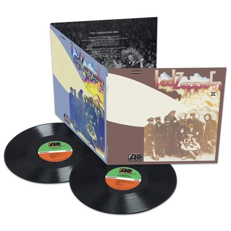 Led Zeppelin - Led Zeppelin II: Deluxe Edition 180g 2LP