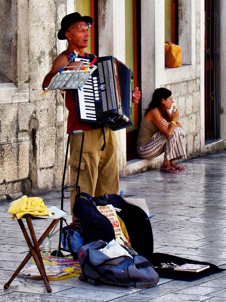 2010.08. Croatia, Split, old town romance__Split, óvárosi idill__photo by Peter Farsang_©fapeter