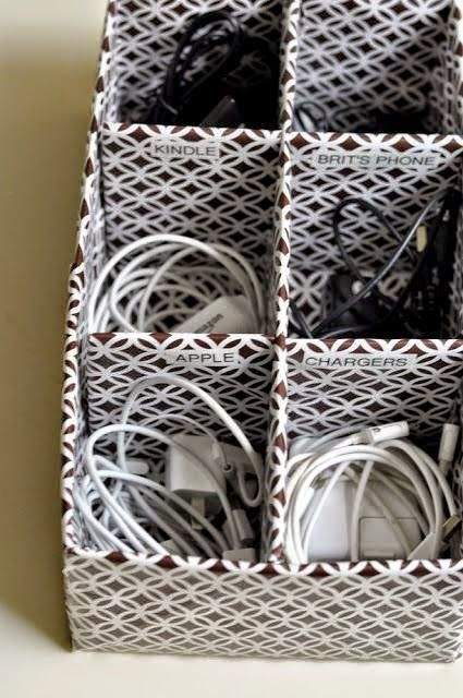 50 Ideas to Reuse Shoe Boxes