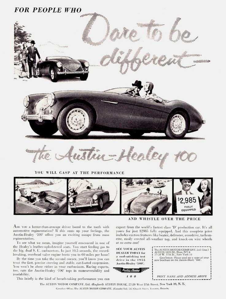 283 best Austin Healey images on Pinterest | Car, British and ...