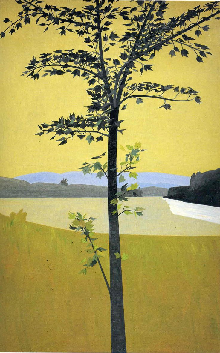 17 Best Images About Alex Katz On Pinterest Purple