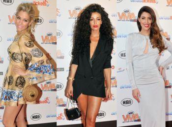 Mad Awards: Οι εμφανίσεις στο κόκκινο χαλί! Τι φόρεσαν οι επώνυμες;  http://miss.gr/mad-awards-oi-emfaniseis-sto-kokkino-xali-ti/