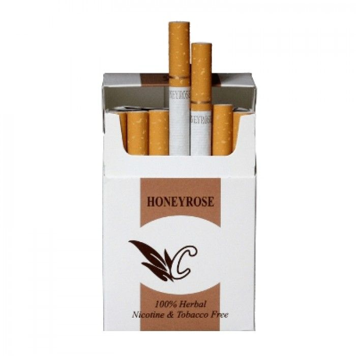 Honeyrose CHOCOLATE Herbal Cigarettes
