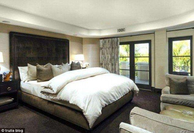 kim kardashian bedroom at kris jenners house  Google