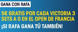 el forero jrvm y todos los bonos de deportes: william hill promocion especial Gana con Rafa Open...