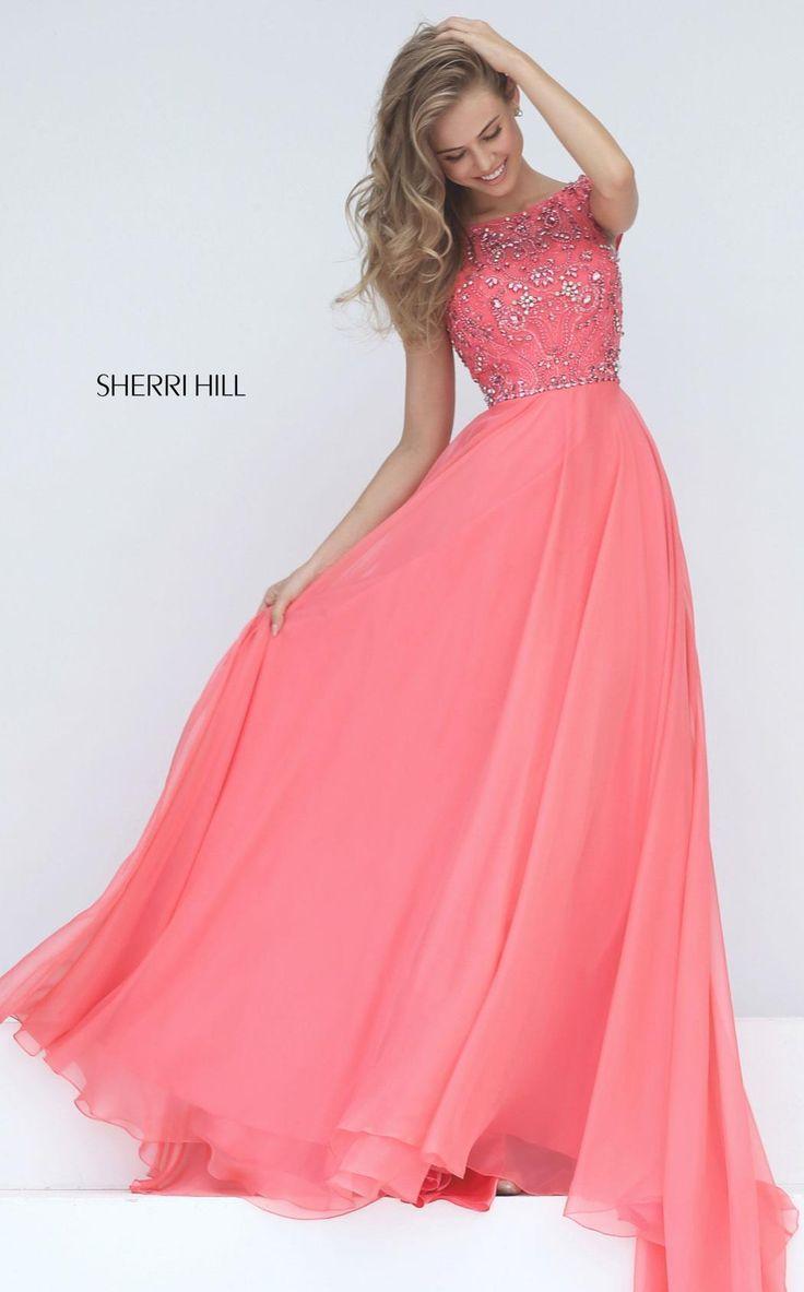 Sherri Hill 32363 | dress | Pinterest | Vestido elegante, Elegante y ...