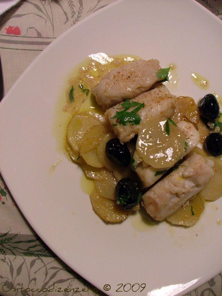 1000 images about merluzzo e nasello on pinterest - Cucinare merluzzo surgelato ...