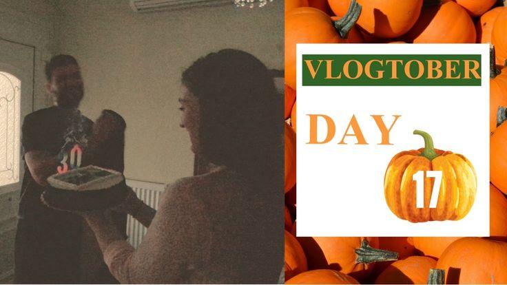 VLOGTOBER DAY17 | ΕΚΠΛΗΞΗ ΓΕΝΕΘΛΙΩΝ ΣΤΟΝ ΑΔΕΛΦΟ ΜΟΥ! ||Angie Kariofilli