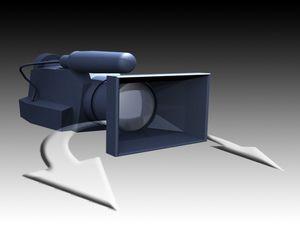 Movimientos de cámara utilizados en el lenguaje narrativo audiovisual: Movimiento de Dolly: Travelling (Desplazamiento libre)
