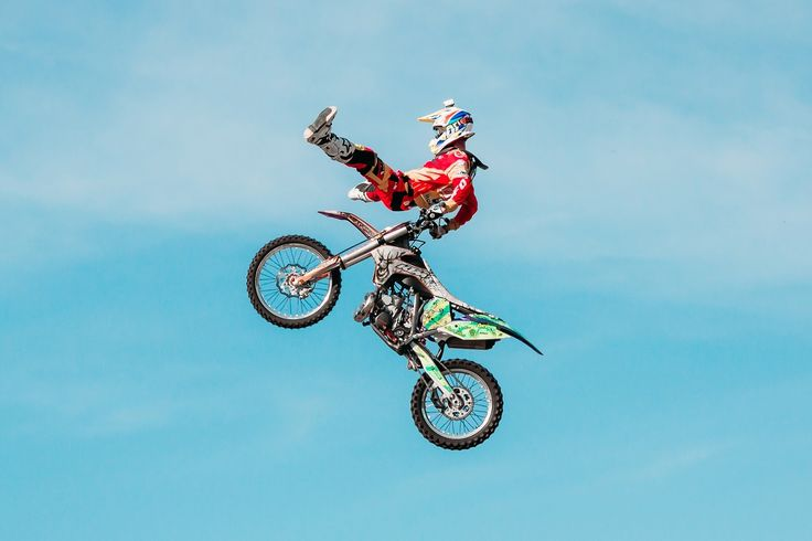 Is Motocross the Toughest Sport Ever?
