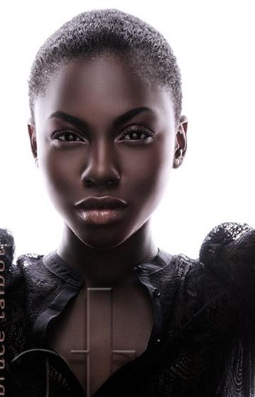 Beauty Darkskin Makeup Portrait Darkskin Blackwomen: 142 Best Images About Dark Skin ( It's Beautiful) On