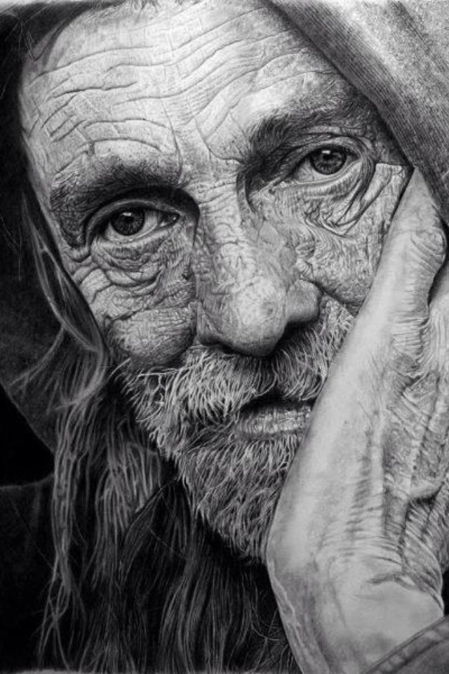 50 Amazing Pencil Drawings