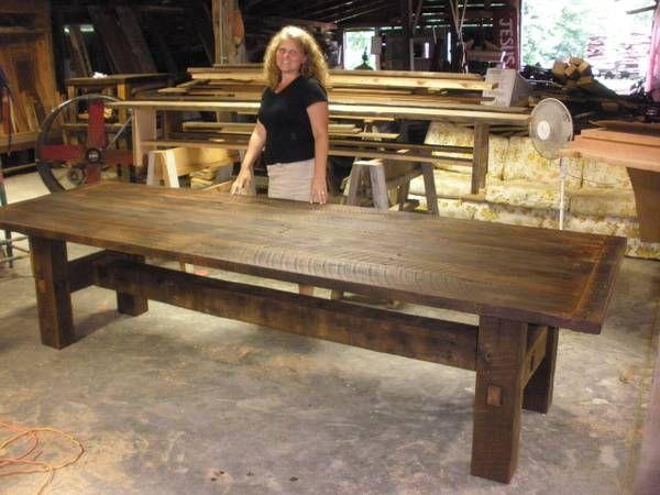 Nice Farm Style Table