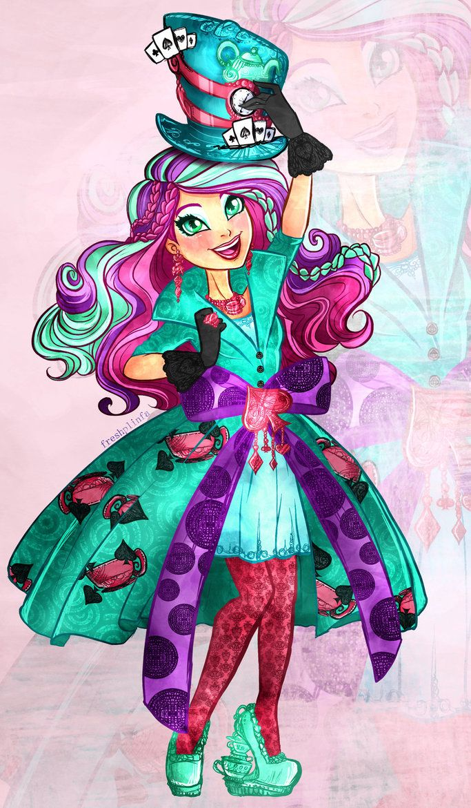 Madeline Hatter - Way Too Wonderland by FreshPlinfa-Ivy on DeviantArt