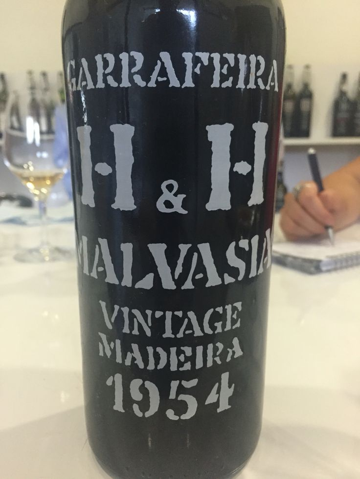 Malvasia 1954 H&H