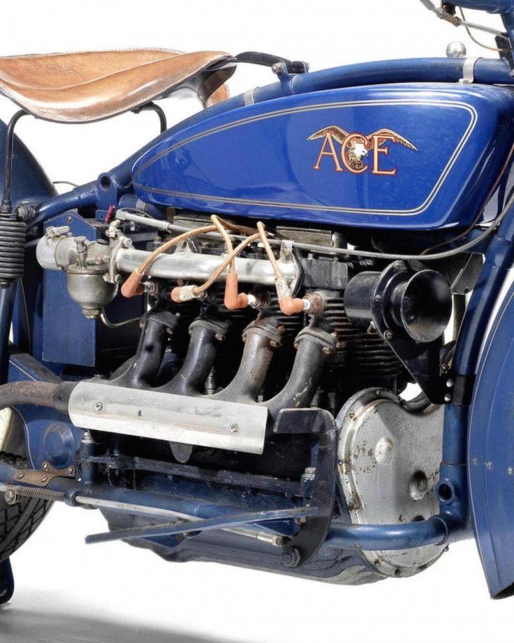 1927 Ace 1229cc FourPaul DeMello