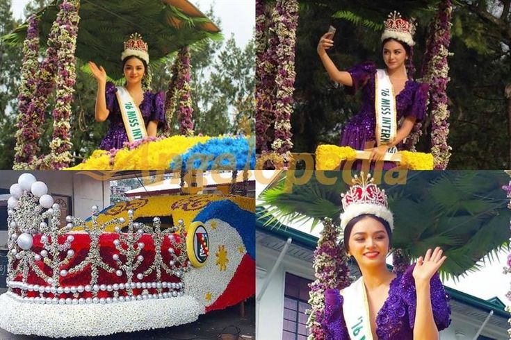 Kylie Verzosa occupied with her duties in the Philippines