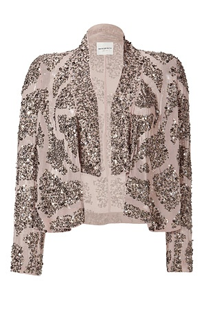 Antik Batik sequin jacket/cardigan  $350AUD approx
