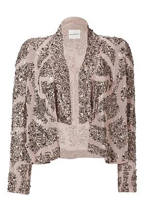 Antik Batik sequin jacket/cardigan  $350AUD approx