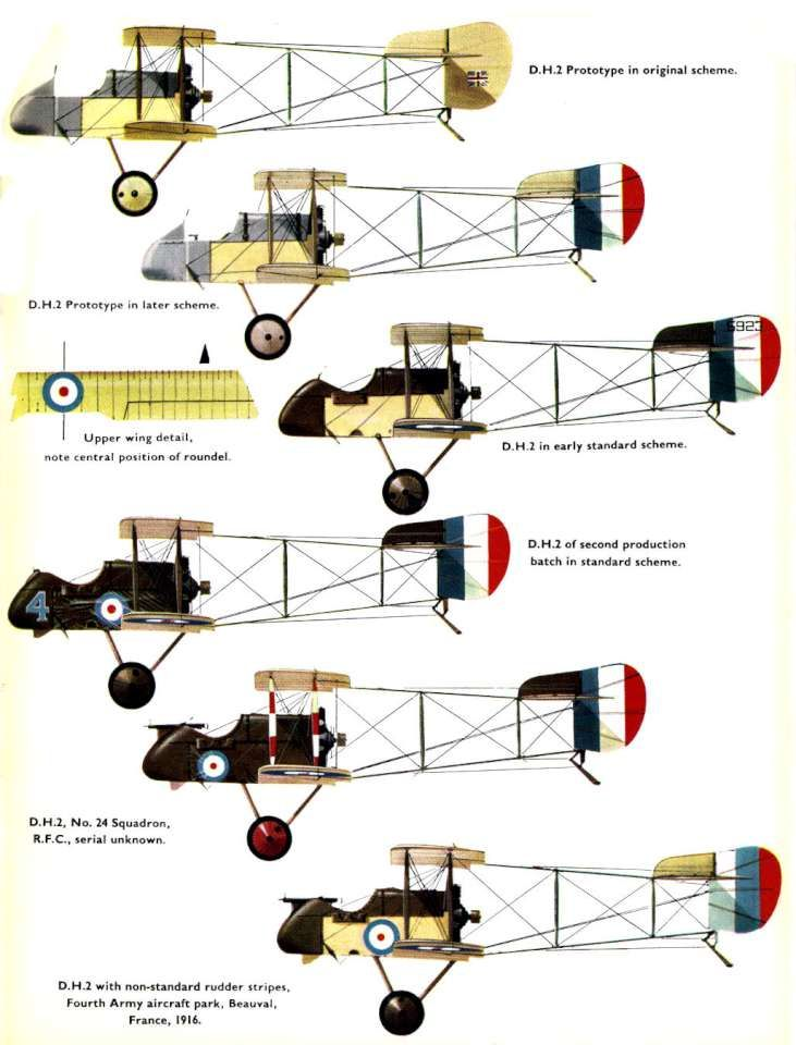 De Havilland DH2 (91) Page 11-960