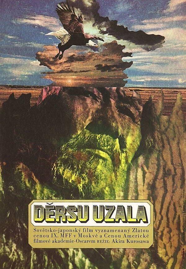 Dersu Uzala (el cazador) (1975) URRS. Dir: Akira Kurosawa. Drama. Aventuras. Anos 1900. Películas de culto - DVD CINE 189