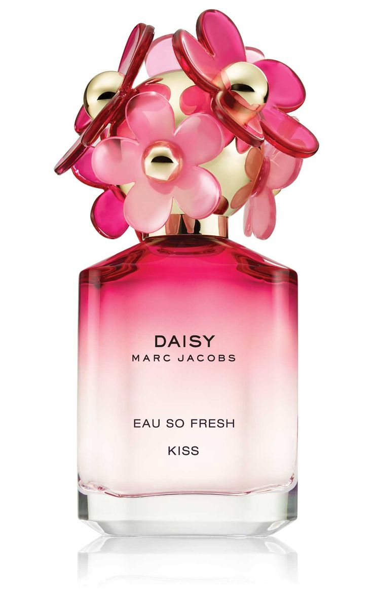 Marc Jacobs Daisy Kiss Collection ~ New Fragrances