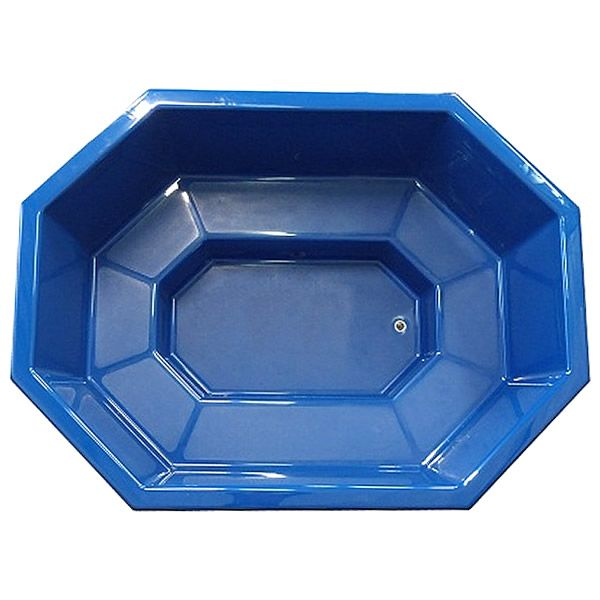 pool glasfiber liten