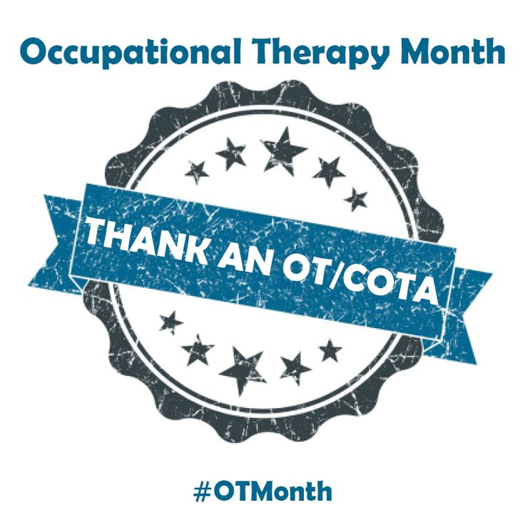 April is Occupational Therapy Month! Join us in extending an Epic thanks to all of our occupational therapists (OTs) and certified occupational therapy assistants (COTAs) for everything they do for our patients and the community!  #OTMonth #OT #COTA #OccupationalTherapy #PediatricTherapy
