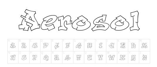 The 52 best free graffiti fonts: Page 3 | Creative Bloq
