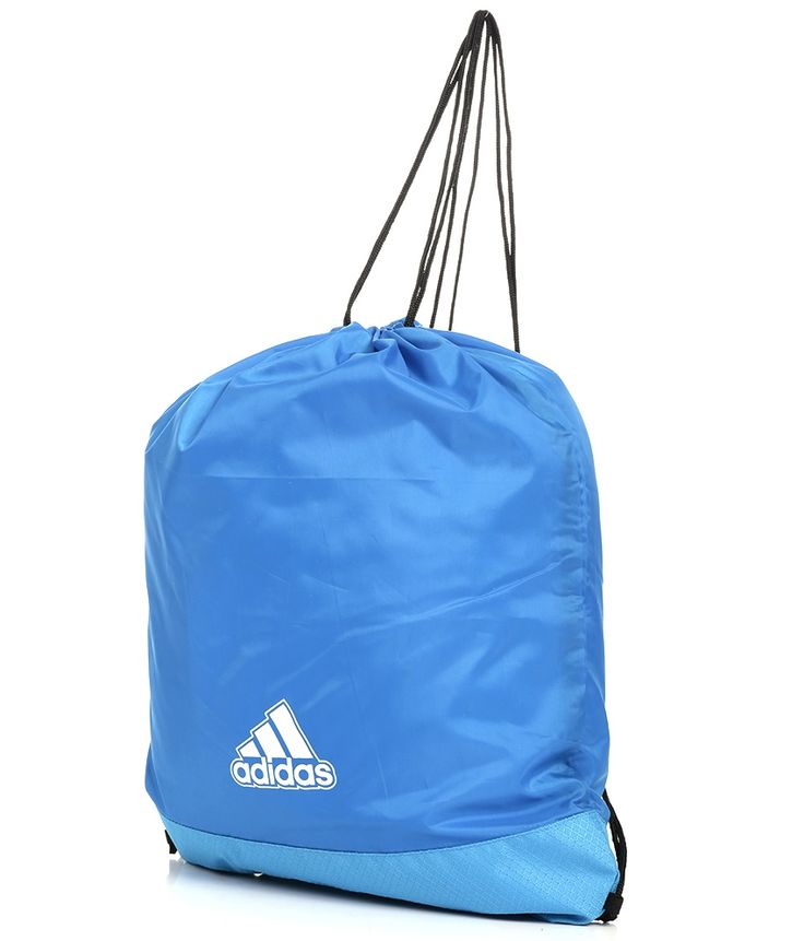 Adidas Blue Gym Bag - AA8488
