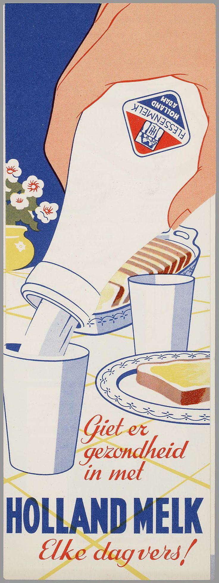 Giet er gezondheid in met Holland melk
