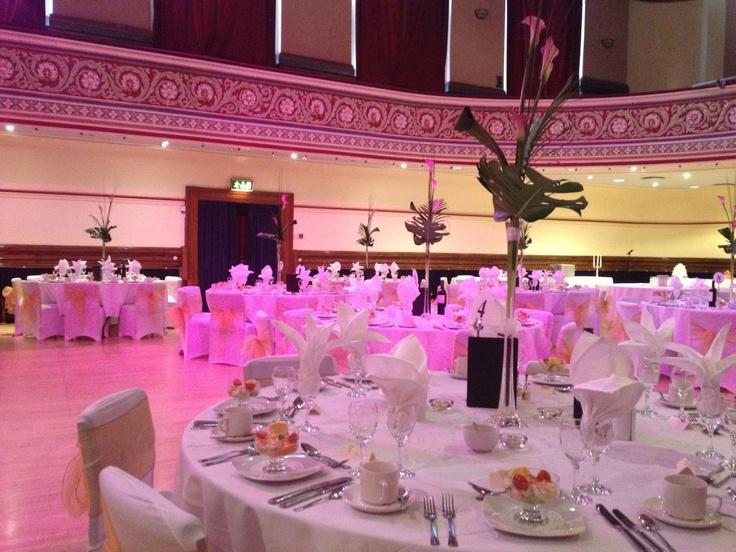 Dewsbury Town Hall Wedding Reception Victoria Kirklees