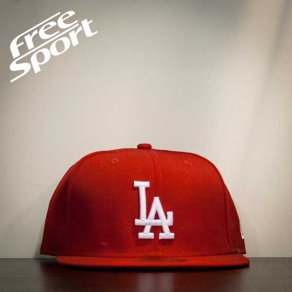 New Era LA Dodgers Rosso 59FIFTY http://freesportstyle.com/new-era/249-new-era-la-dodgers-rosso-59fifty.html