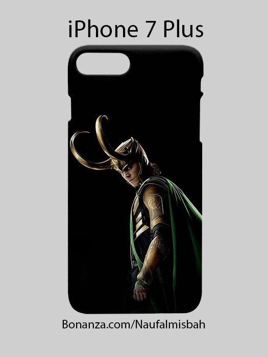 Loki Thor iPhone 7 PLUS Case Cover Wrap Around