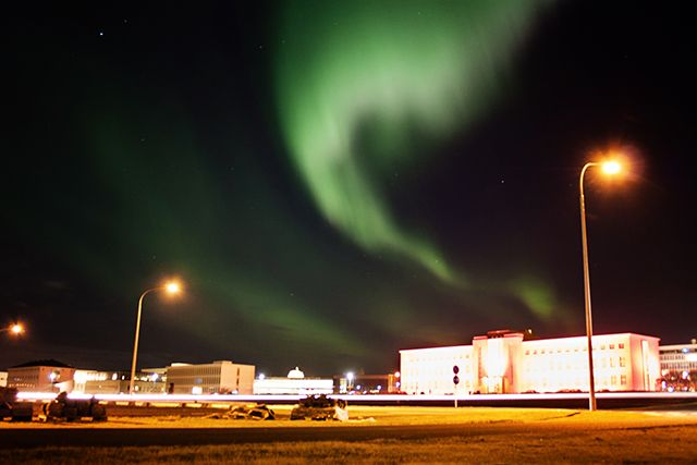 Some information about how to use a Aurora Forecast to help you hunt for those fantastic Northern Lights in Iceland