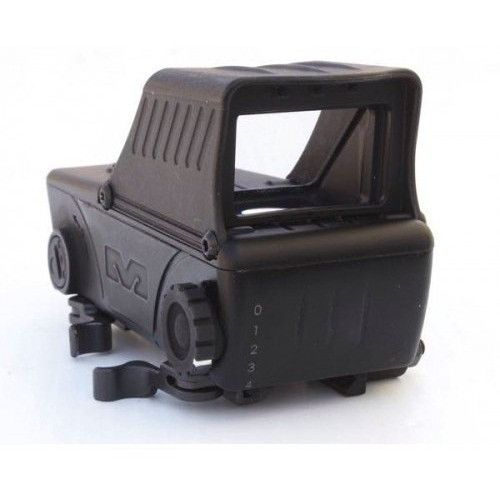 MEPROLIGHT RDS PRO MIL-SPEC RED DOT SIGHT WITH 1.8 MOA