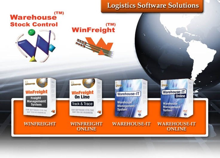 Winfreight and Warehouse-IT Software Product Range