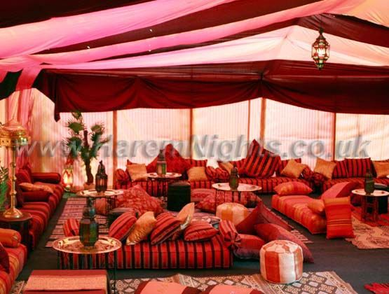Mehndi Party London : Marquee in a london quay sangeet henna party pinterest
