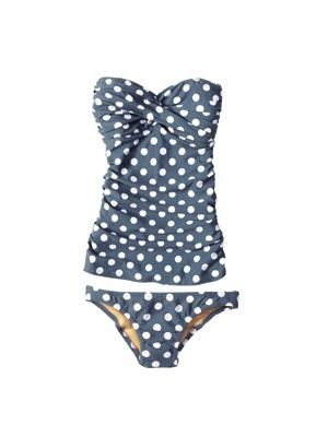 Due to having 3 kids I'll never wear a bathing suit again, but this is super cute!