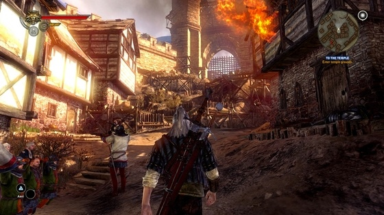 The Witcher 2: Enhanced Edition launches on Xbox 360 and PC