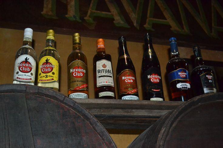 Moje cesta Kubou – 6. část (Muzeum rumu a oblíbená místa Ernsta Hemingwaye)