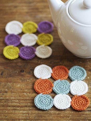 モチーフ編みが簡単で楽しい。初心者向けの編み方まとめ | iemo[イエモ]