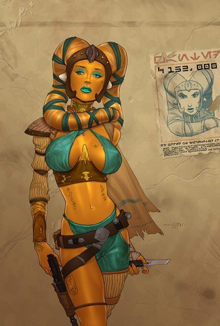 Star Wars Female Jedi Sexy | Notes: 39 / 4 years ago