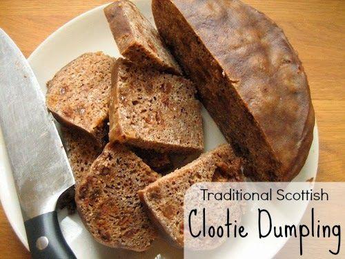 Recipe - Clootie Dumpling