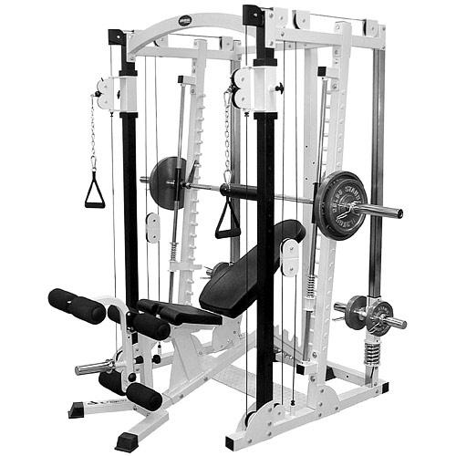 Hoist Mi7 Gym: My Favorite Piece Of Gym Equipment