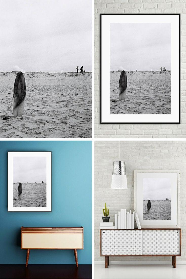 45 best Surf Wall Art Ideas images on Pinterest   Art ideas, Black ...