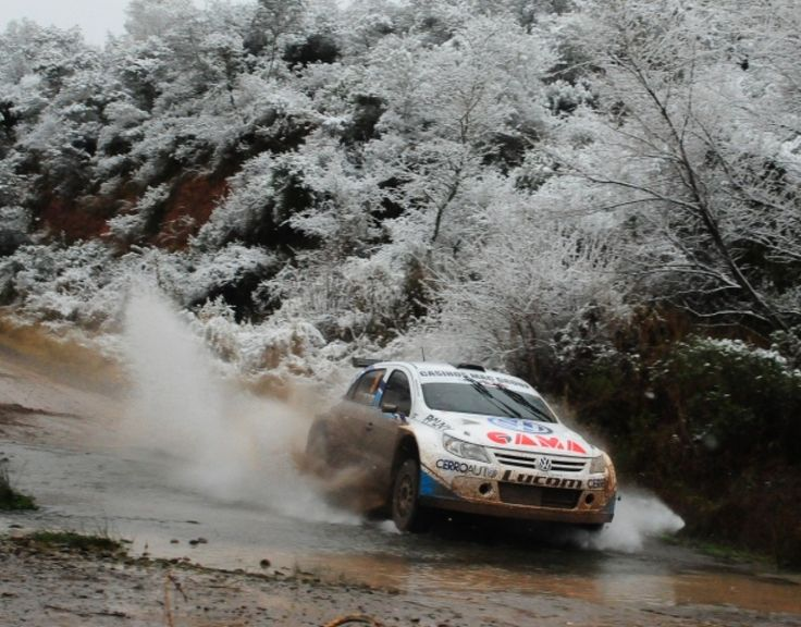 Wallpapers: Gol Trend Rally | Fórmula Total