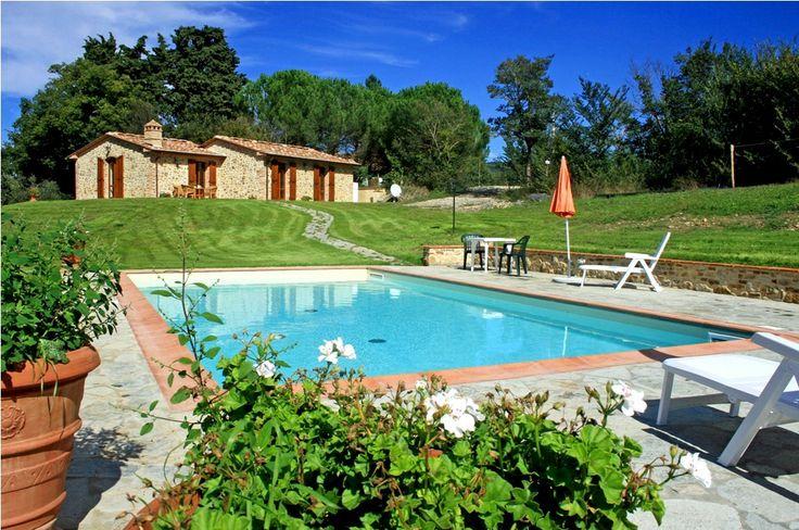 Casalforte - Belforte - Siena #lovetuscany 6 PAX - 2 BEDROOMS - 1 BATHROOM