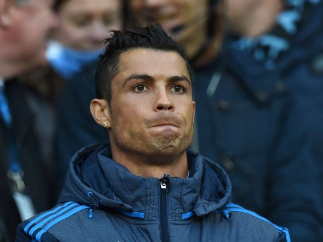 Real Madrid's Cristiano Ronaldo '80% fit for second leg' #Champions_League #Real_Madrid #Football
